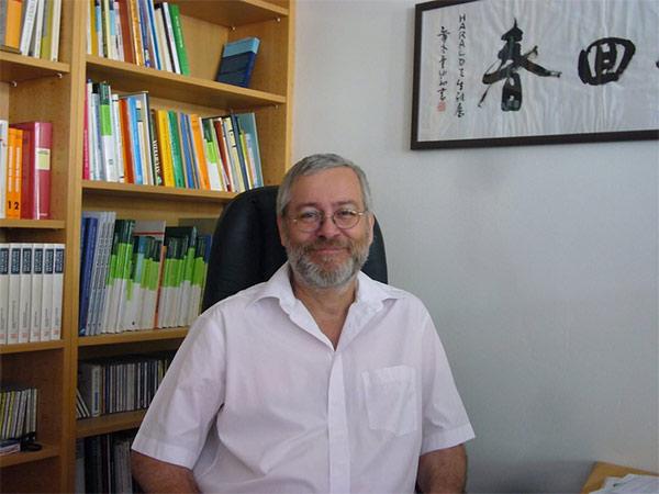 Koreanischen Ginseng kennt Harald Schicke schon seit 1977